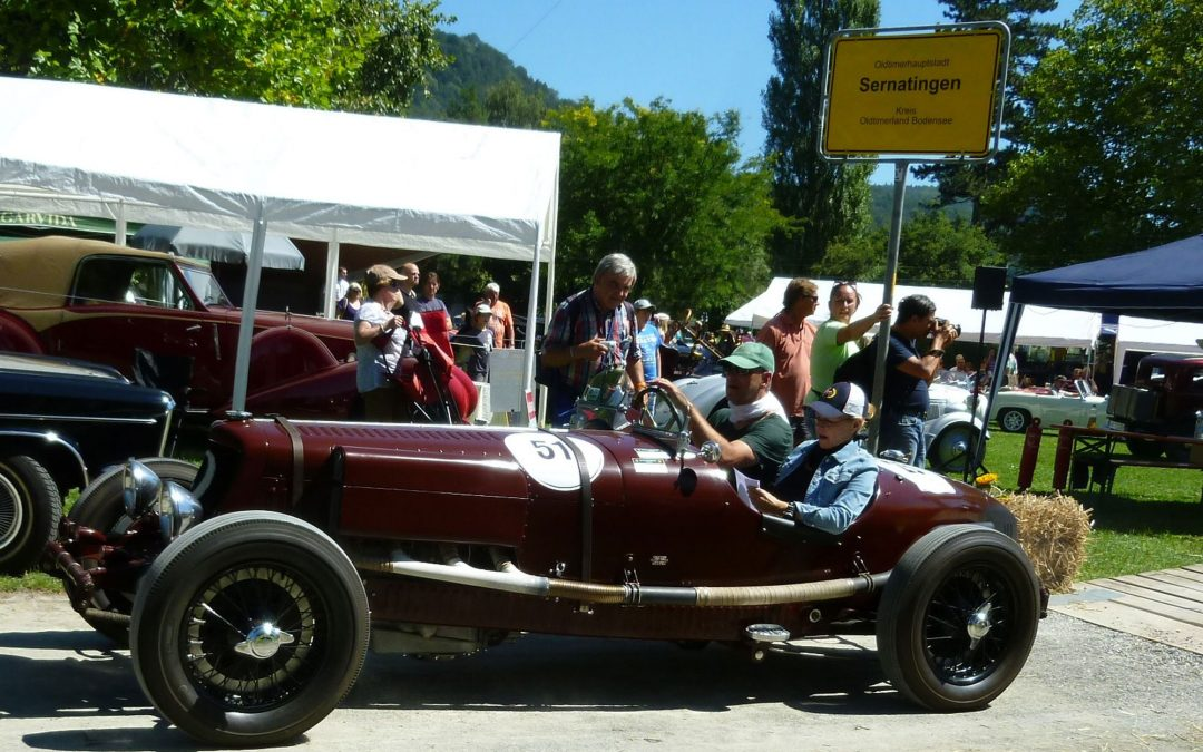 29. Internationales Oldtimertreffen 2017