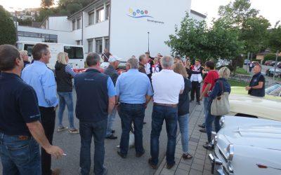 Empfang des Showteams des TV Ludwigshafen