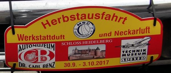 Werkstattduft und Neckarluft