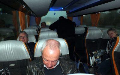 Ausfahrt zur Retro Classics Stuttgart 29.02.2020