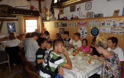 """Sonntagsausfahrt mit den Kindern von """"Haus Nazareth"""" aus Sigmaringen"""